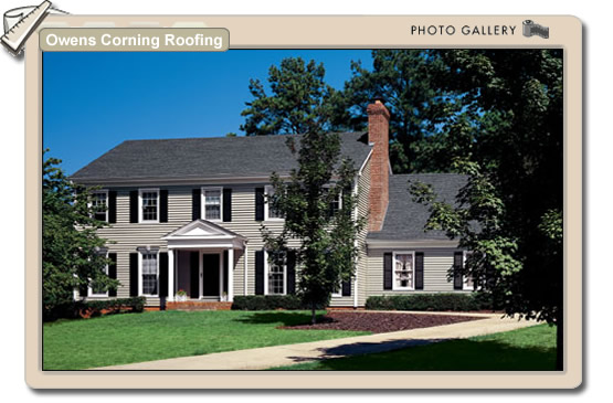 Photos Pictures Owens Corning Roofing Nc Sc Patton